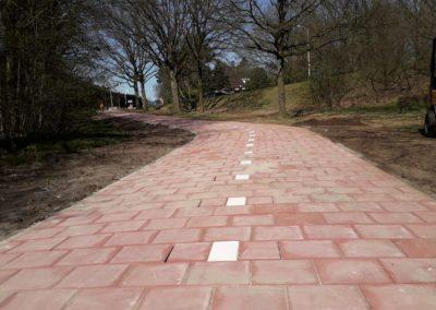 Fietspad Rijksweg West Laren (3)